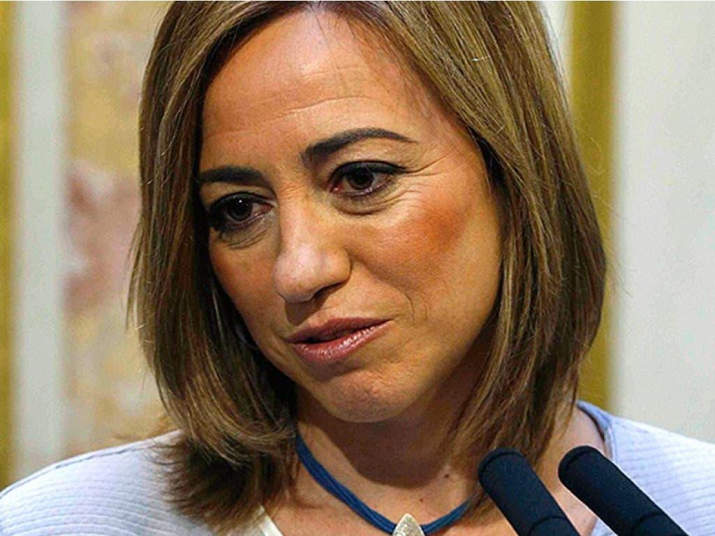 Profundo dolor por la muerte en Madrid de Carme Chacón