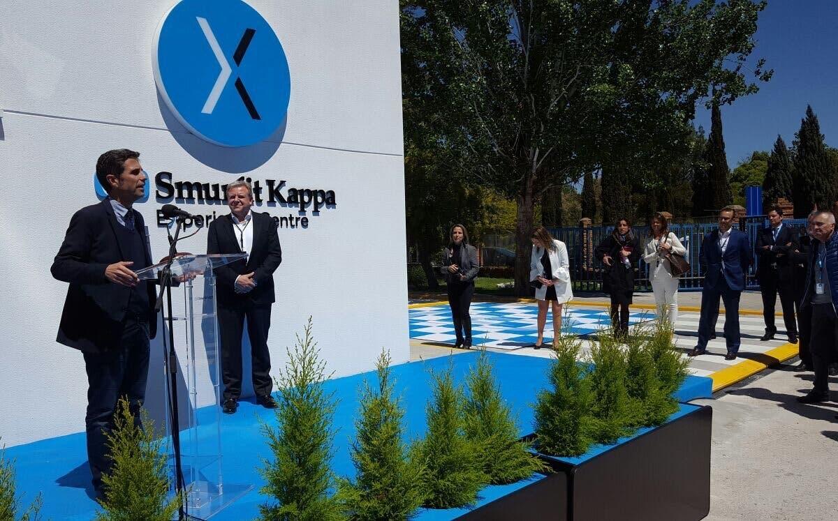 Una multinacional inaugura un pionero centro de innovación en Alcalá
