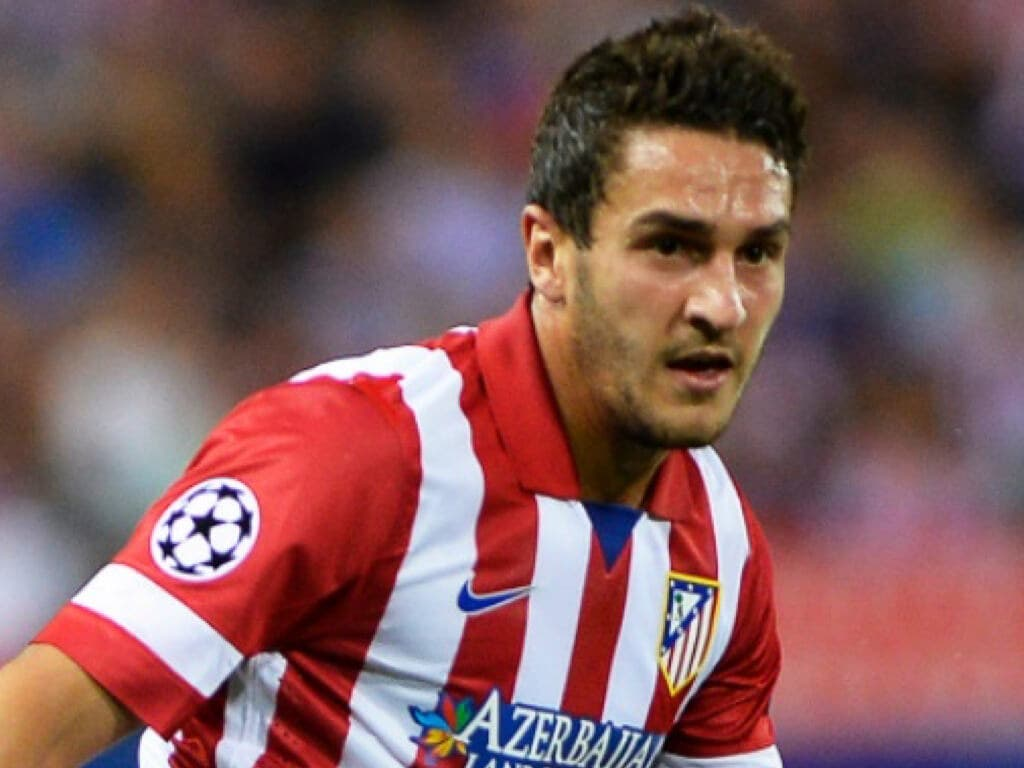 Asaltan a un jugador del Atlético de Madrid a punta de pistola
