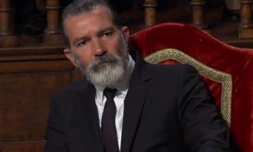 EN DIRECTO: Antonio Banderas en Alcalá de Henares