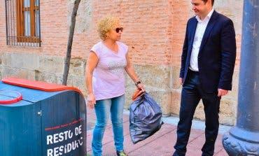 Multas de hasta 750 euros en Torrejón por dejar la basura fuera de los contenedores