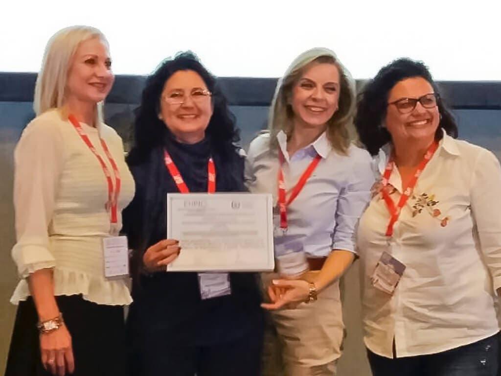 Premiadas tres enfermeras de Torrejón por fomentar estilos de vida cardiosaludables