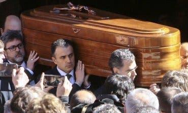 El último adiós a Elena de la Cruz en Guadalajara