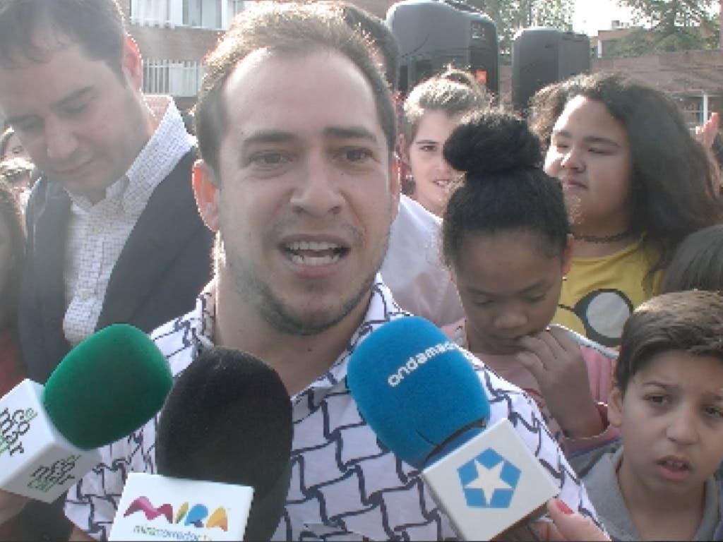 El Langui en Torrejón: «Hay acosadores que piden perdón en clase y se echan a llorar»