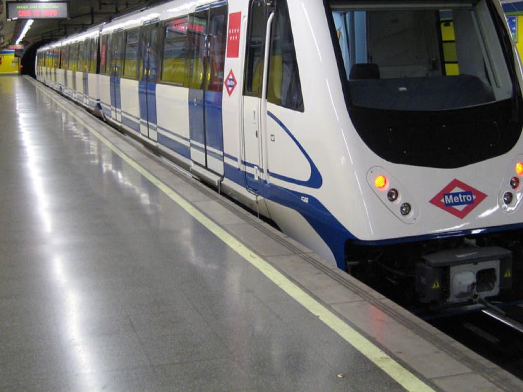 Huelga en el Metro de Madrid por el escándalo del amianto