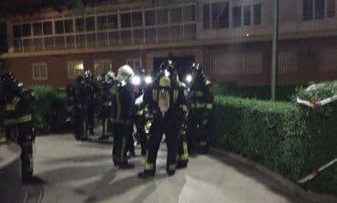 Un incendio deja 12 intoxicados por humo, tres de ellos menores