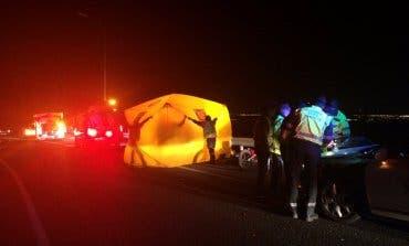 Muere un motorista de 47 años en un accidente en la M-31