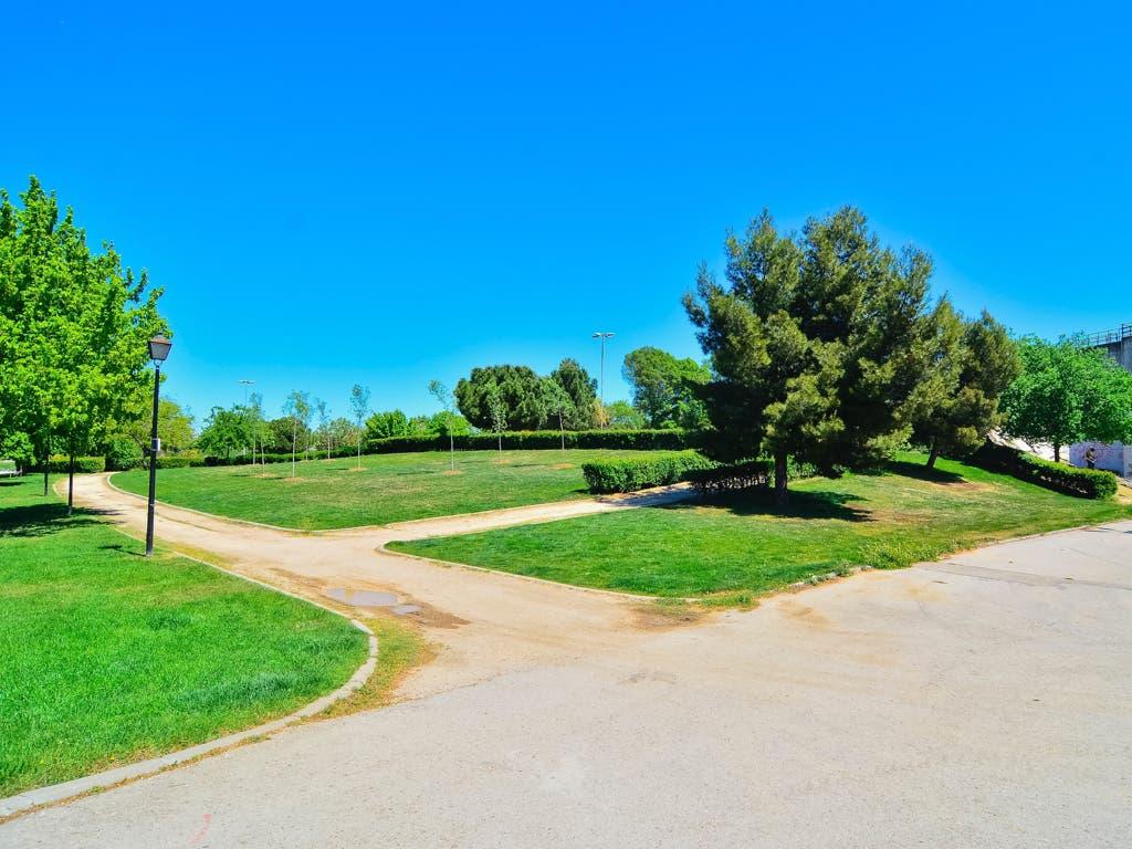 Torrejón remodela el Parque del Recinto Ferial