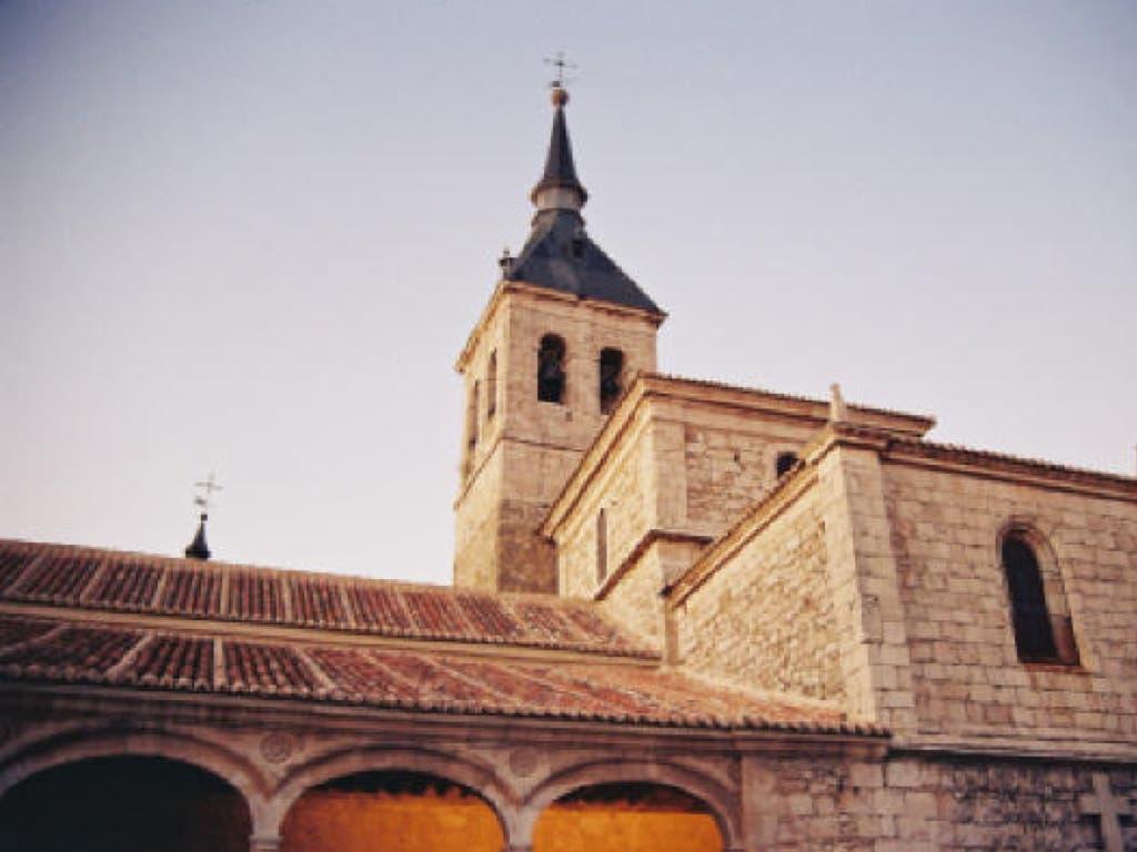 Parroquia de La Asunción de Torres de la Alameda (Obispado de Alcalá).