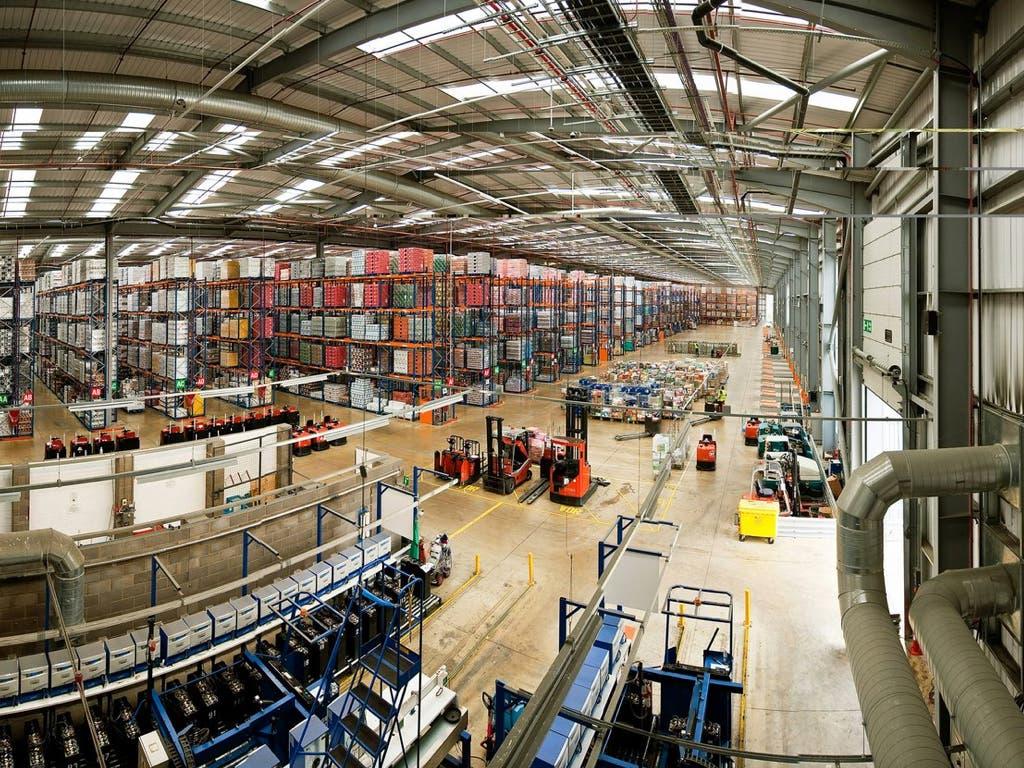 El nuevo parque logístico de San Fernando creará 3.000 empleos