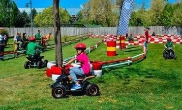 El Parque Europa estrena un circuito de Quads para niños