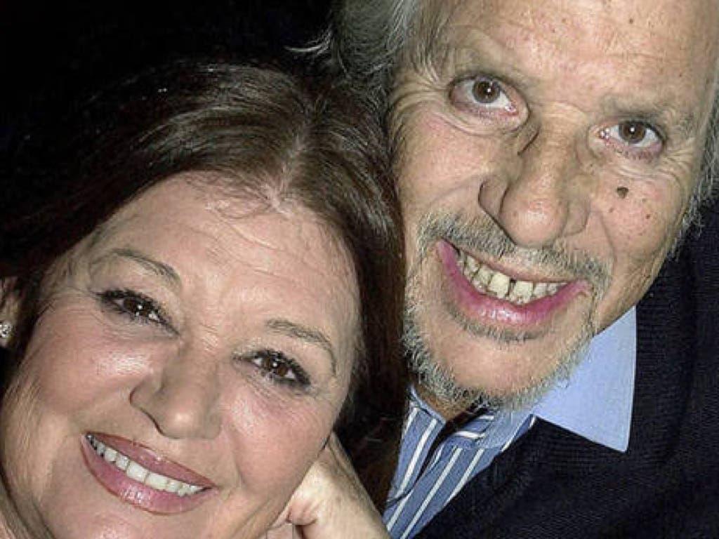 Fallece en Madrid el marido de Teresa Rabal, autor de éxitos como Veo, Veo