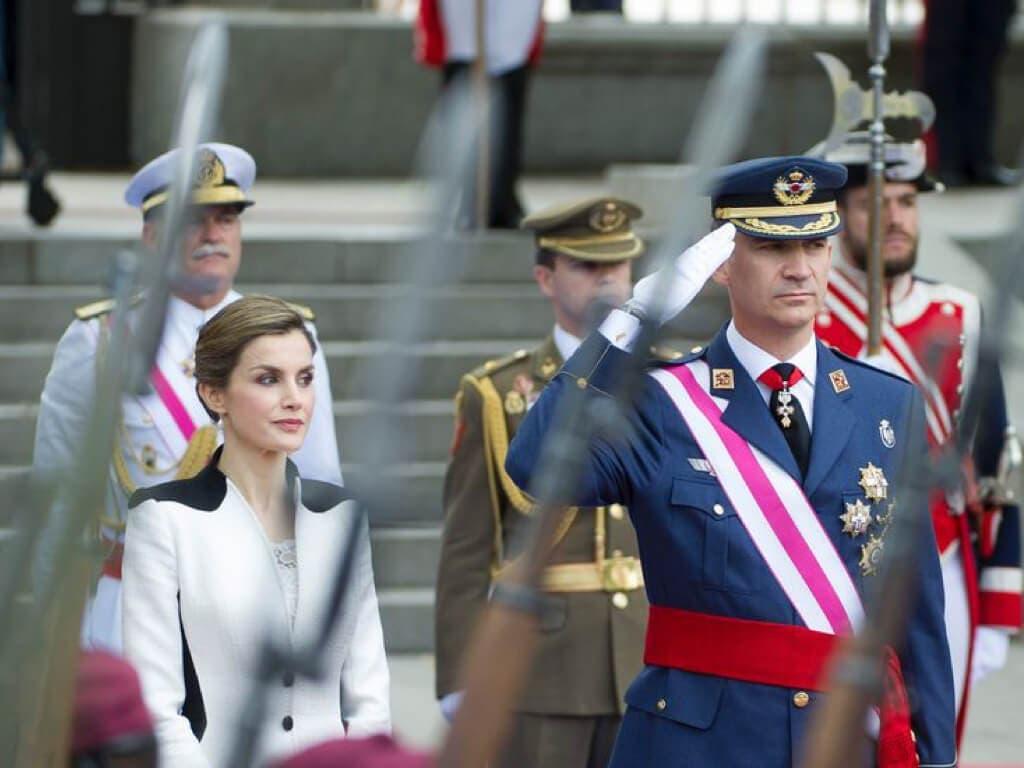 Guadalajara acogerá este año el desfile central de las Fuerzas Armadas