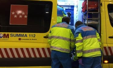 Grave accidente laboral en Alcalá en Henares