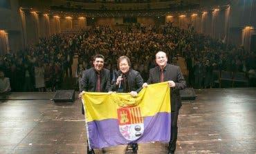 Los tenores de Torrejón triunfan en Japón