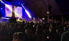 El ritmo latino se apoderó de la noche del sábado en Torrejón
