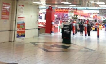 Muere un vigilante en un centro comercial de Alcalá de Henares