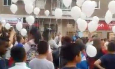 Alcobendas celebra el cumpleaños de Malik, el niño asesinado junto a su madre