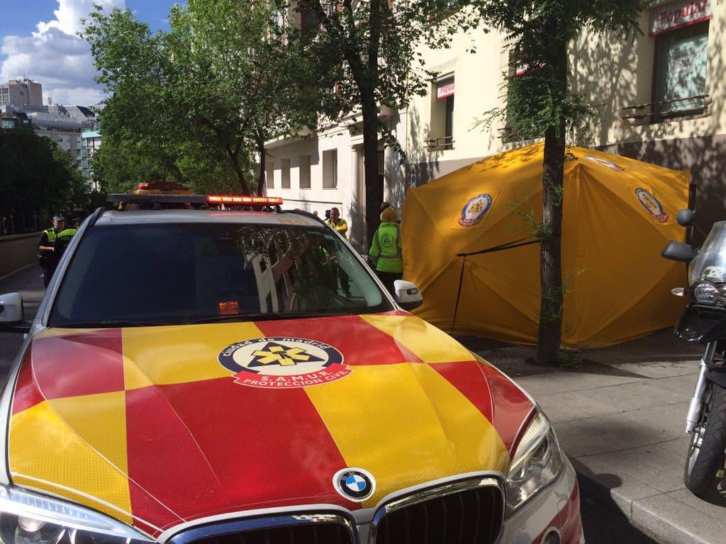 Nuevos datos sobre la tragedia del ascensor en Madrid