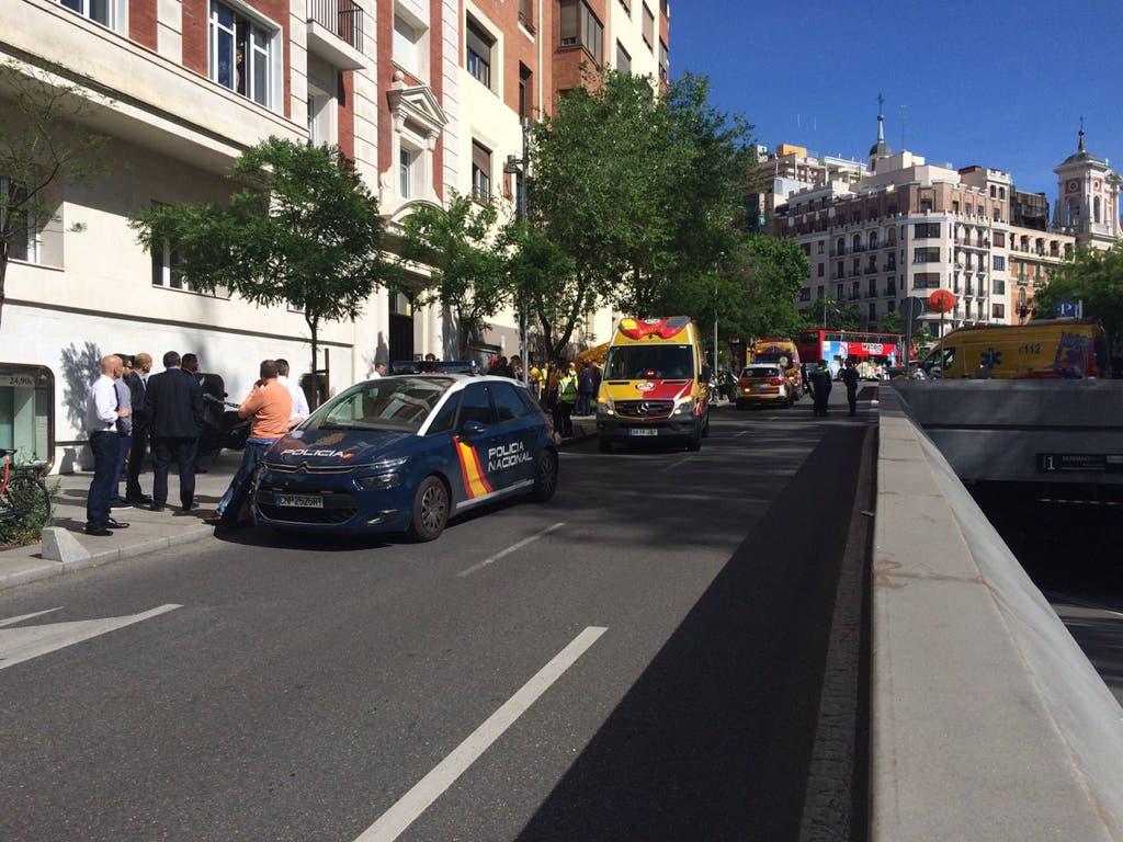 Mueren dos jóvenes de 17 años al caer por el hueco de un ascensor en Madrid