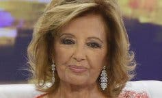 María Teresa Campo ingresa con fuertes dolores en un hospital de Madrid