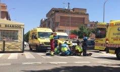 Muere un anciano en Torrejón tras ser agredido por un conductor a la fuga