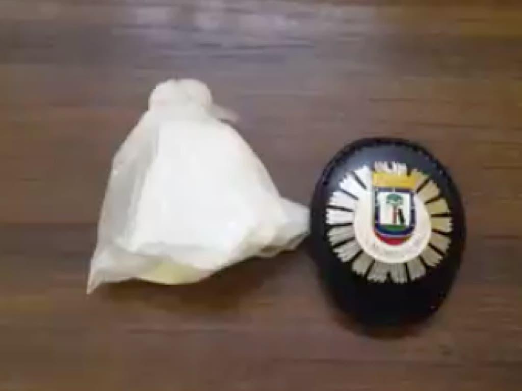 Detenido un ciclista en la Cañada Real con 100 gramos de cocaína