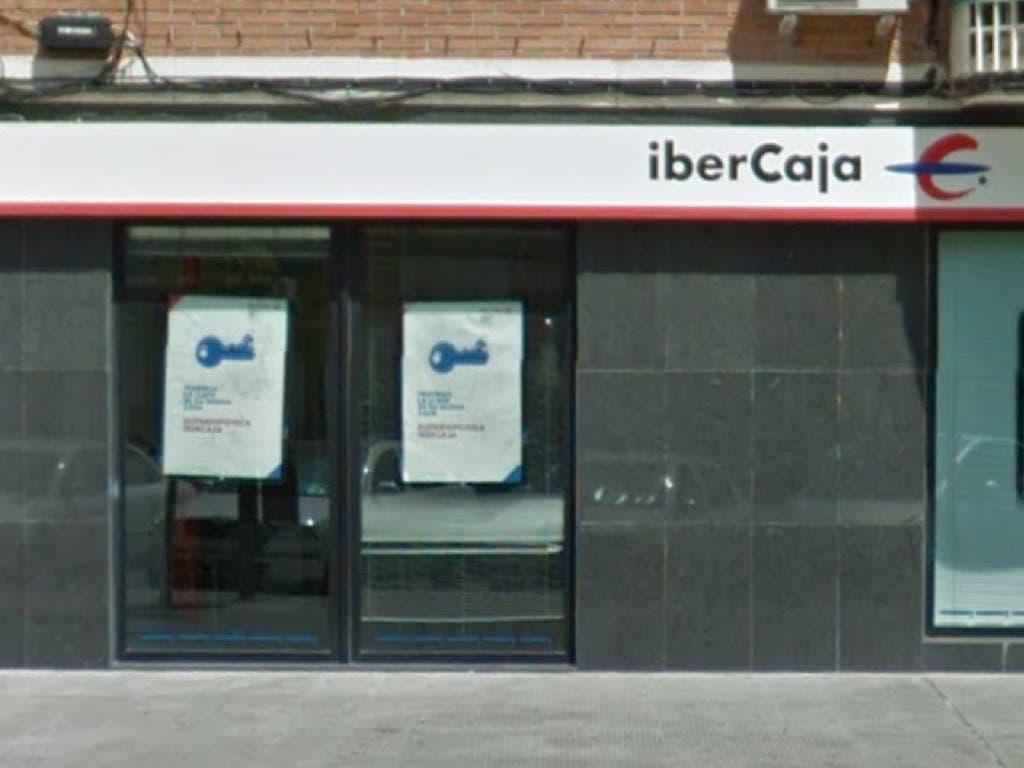 Ibercaja cerrará varias oficinas en Madrid y Guadalajara