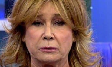 Mila Ximénez «se escapa» de un hospital en Madrid tras operarse la cara