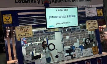 La Bonoloto deja un jugoso premio en Paracuellos de Jarama