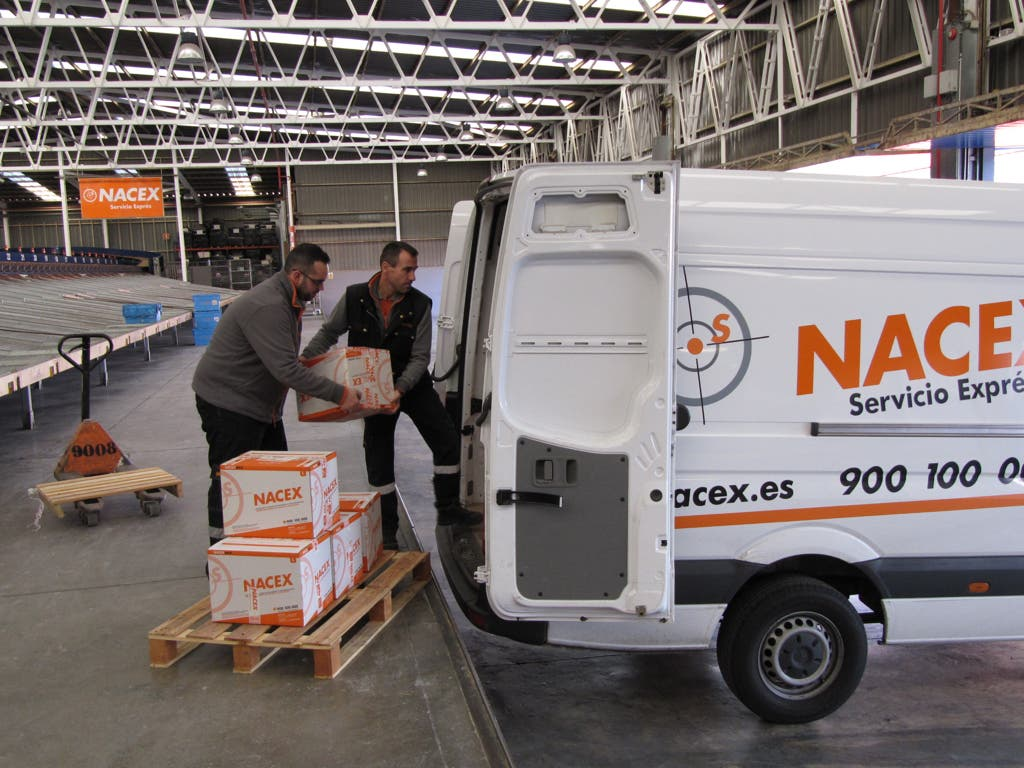 Nacex contar con una nueva plataforma log stica en - Empresas en coslada ...