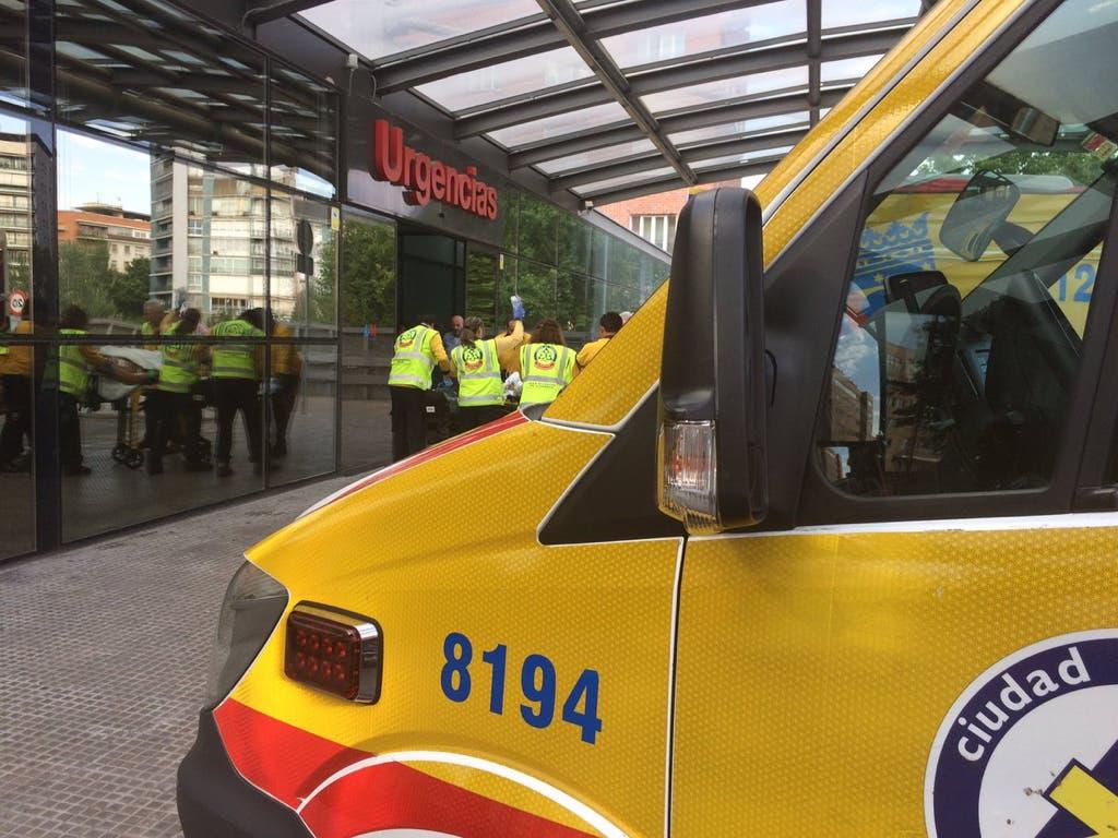 Terrible accidente laboral en el Parque de Atracciones de Madrid
