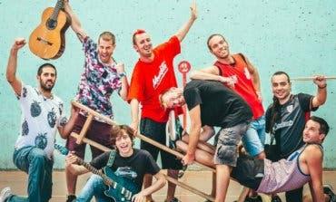 Danza Invisible y La Pegatina en las Fiestas de Paracuellos de Jarama