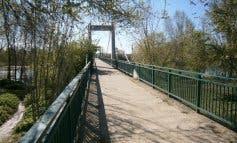 San Fernando precinta un puente por motivos de seguridad