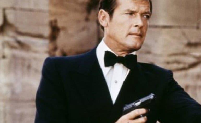 Muere el actor Roger Moore, ex agente 007