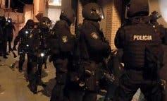 Detenidos en Madrid dos presuntos terroristas suicidas