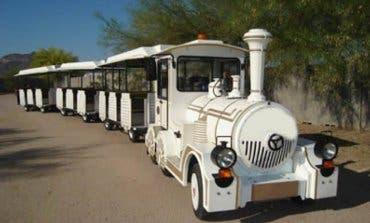 Un tren turístico recorrerá los principales monumentos de Alcalá