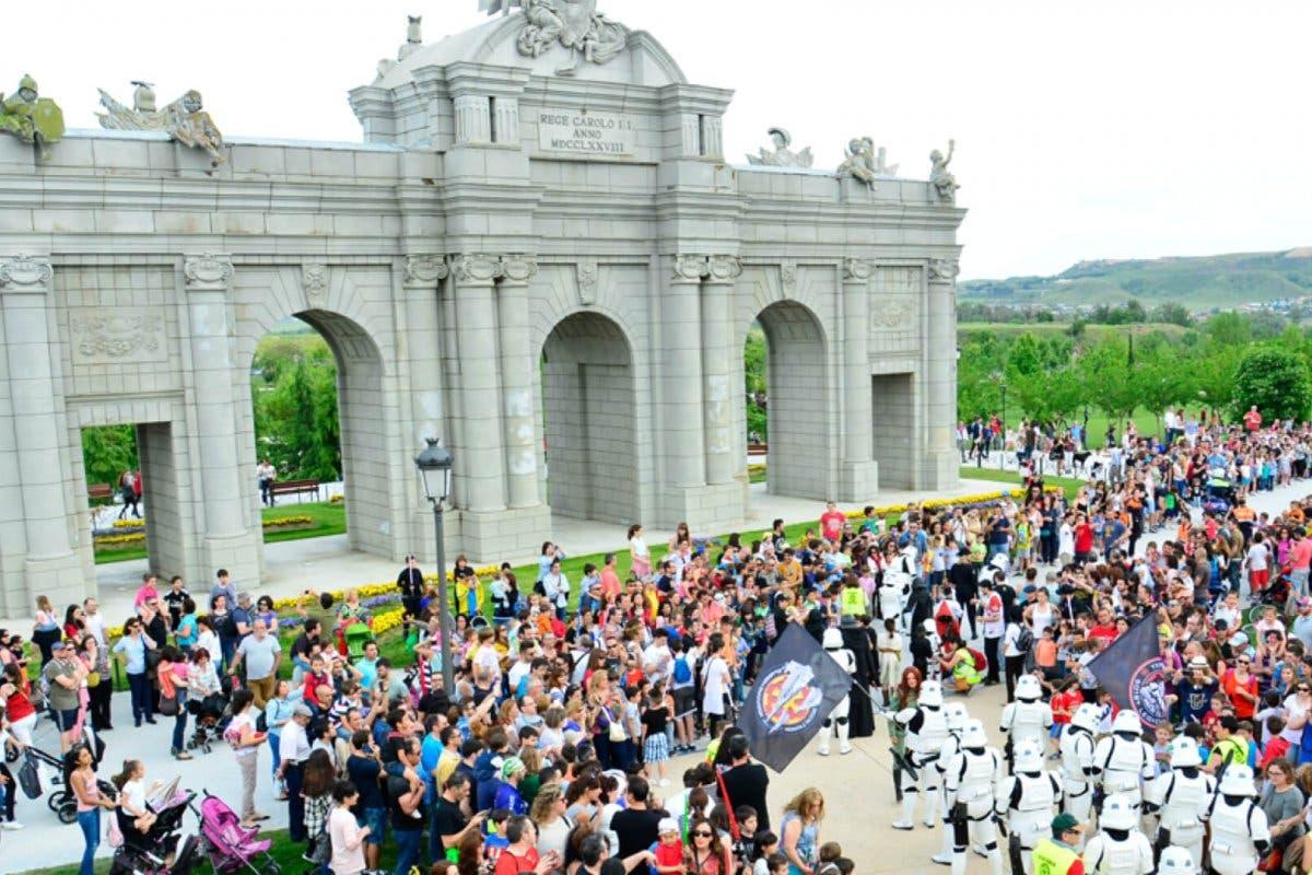Vuelve el Galaxy Welcome Day al Parque Europa de Torrejón