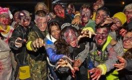 Los zombies volverán a tomar el Parque Europa de Torrejón