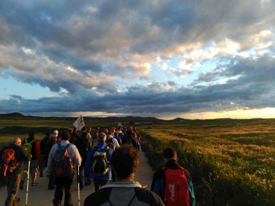 El Camino de Cervantes llega a su fin este sábado en Torrejón