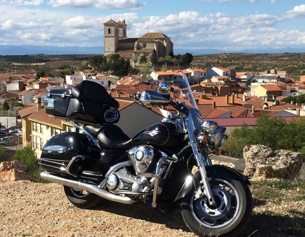 Más de 200 Kawasaki Vulcan, este sábado en Alcalá de Henares y Campo Real