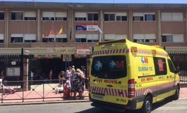 Mareos, lipotimias y golpes de calor en algunos colegios del Henares