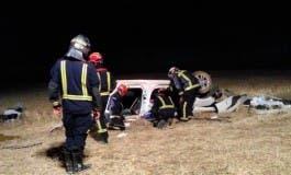 Muere un joven de 31 años en un accidente de tráfico en Corpa