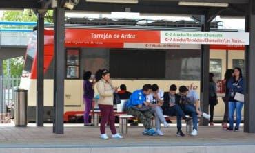 Refuerzo en Metro, Cercanías y EMT durante las fiestas navideñas