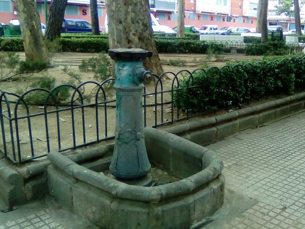 Más de la mitad de las fuentes públicas de Alcalá de Henares no funcionan
