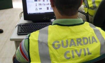 Así actuaba en Internet un presunto estafador detenido en Paracuellos