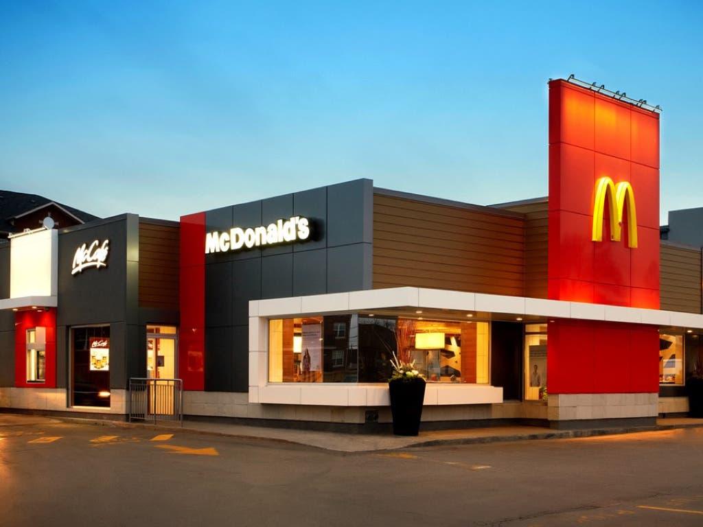 McDonald's lanza su servicio de entrega a domicilio en Madrid