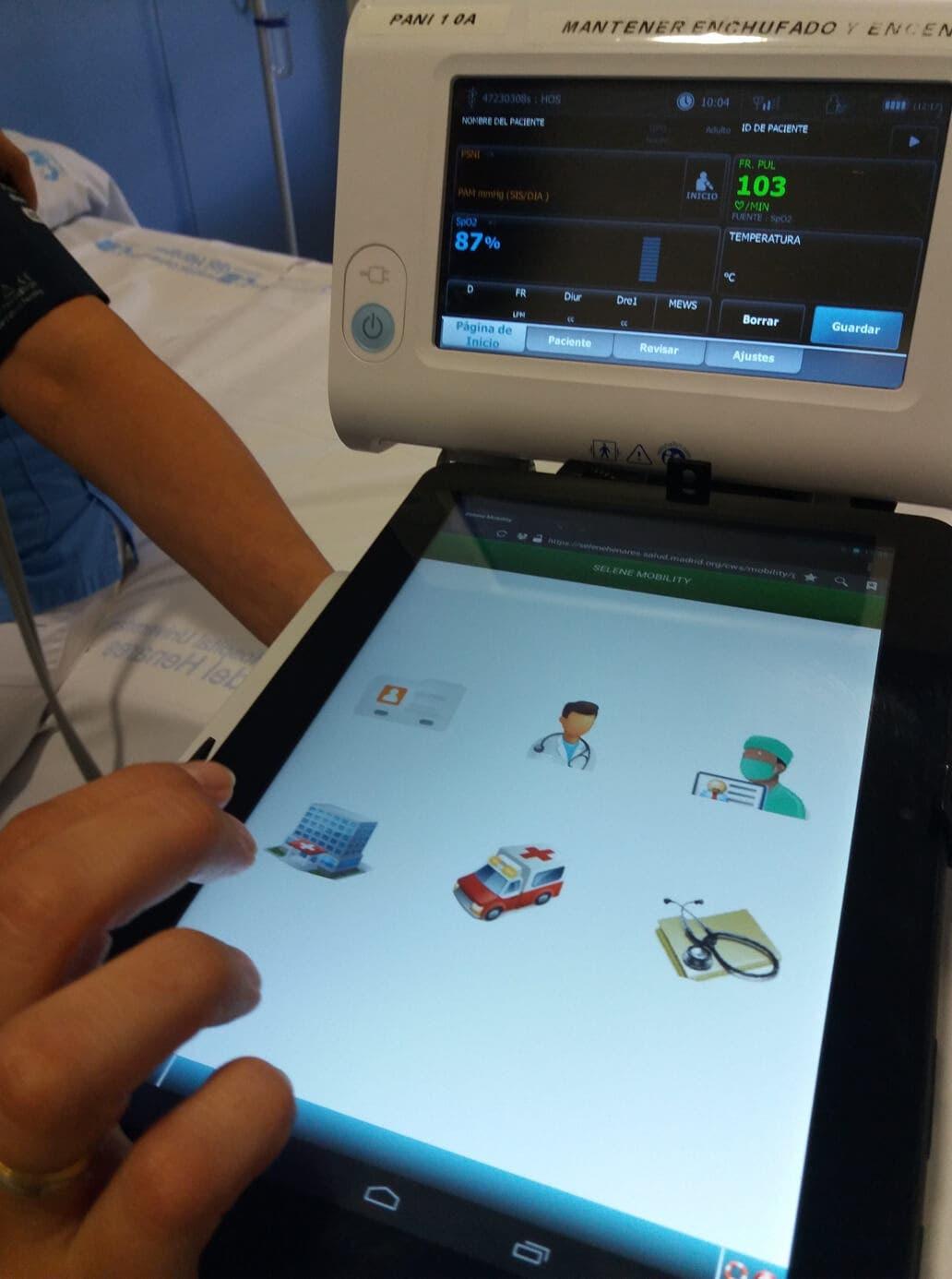 Sistema desarrollado por el Hospital del Henares.