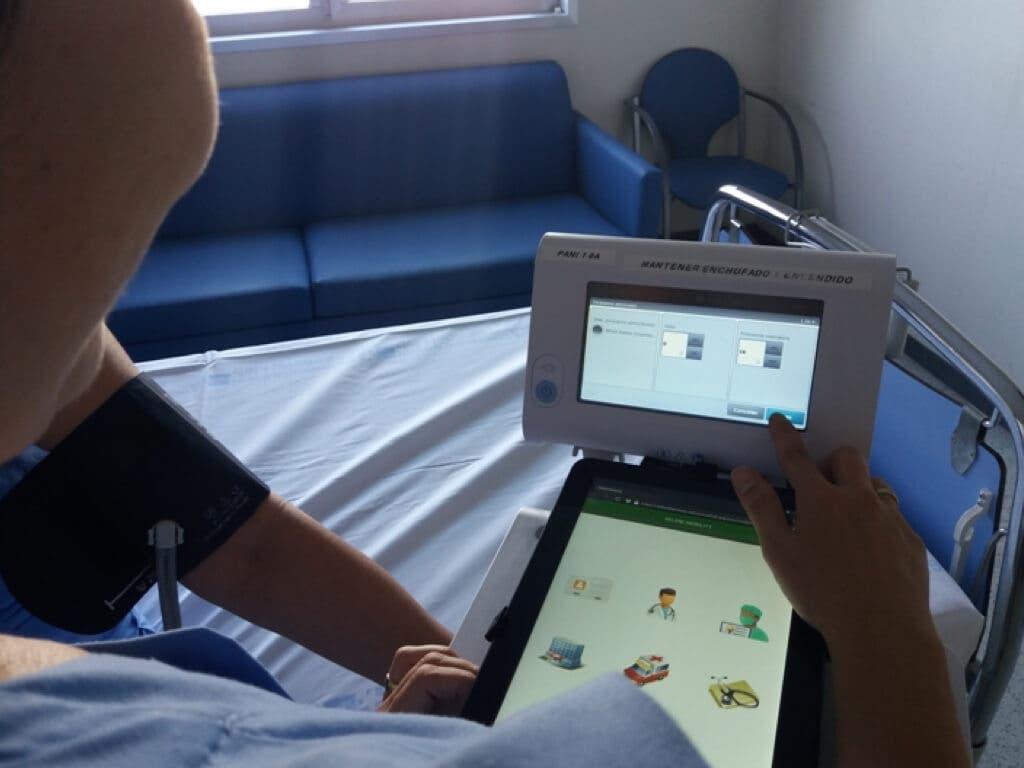 El Hospital del Henares desarrolla un sistema de vigilancia continua del paciente