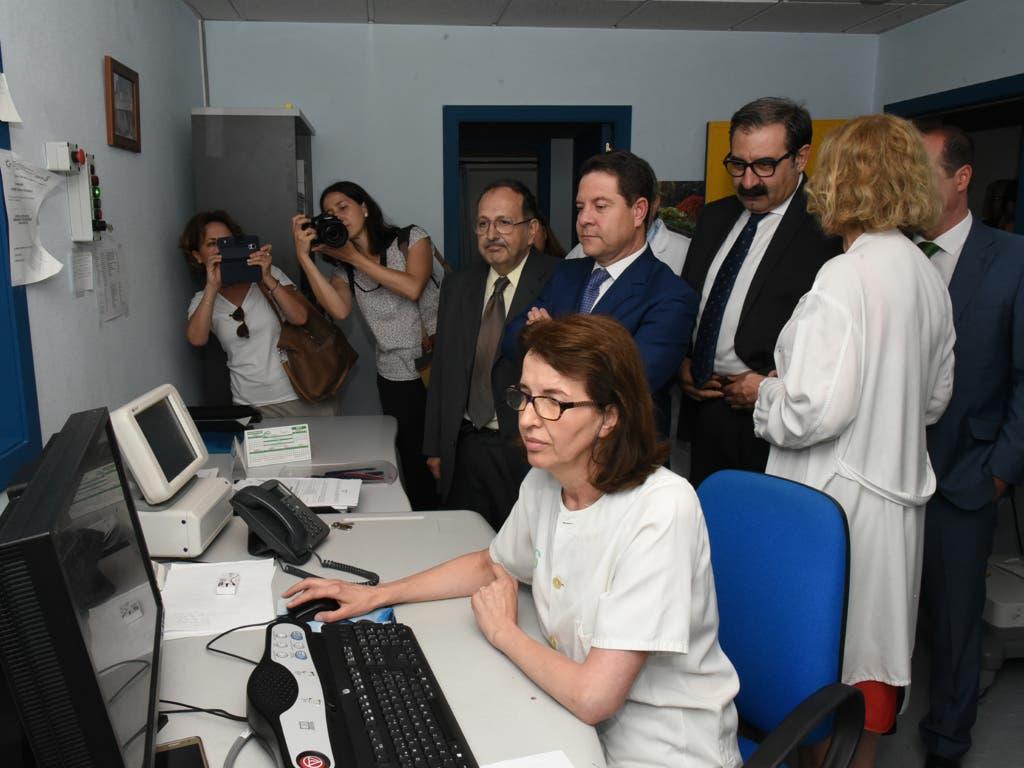 El Hospital de Guadalajara estrena una prueba que evitará ir a Madrid